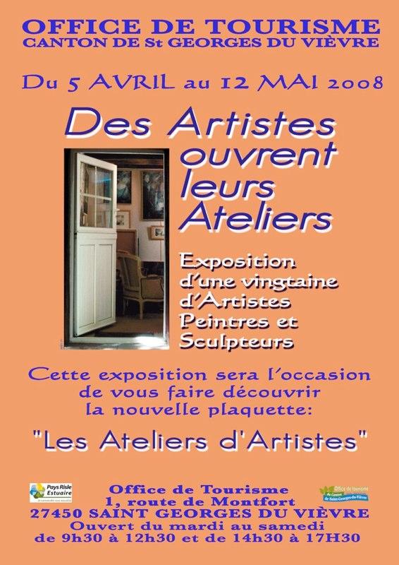 Ateliers d\'artistes 2008