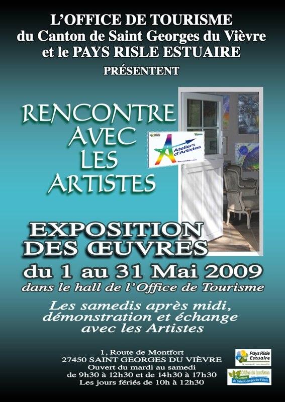 Ateliers d\'artistes 2009