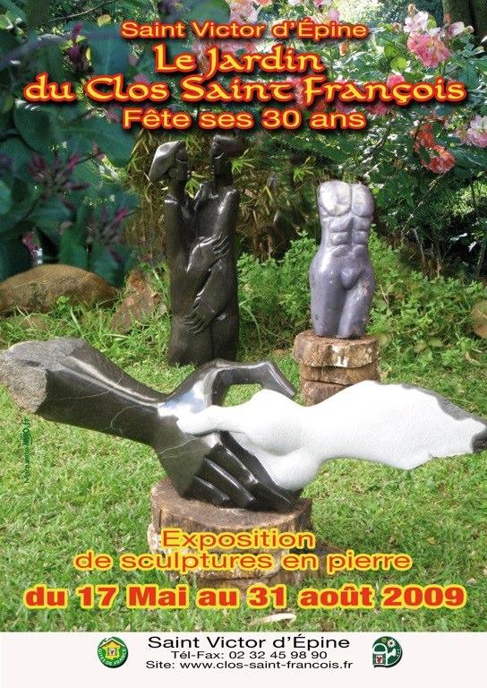 Les 30 ans du Clos St Francois  2009