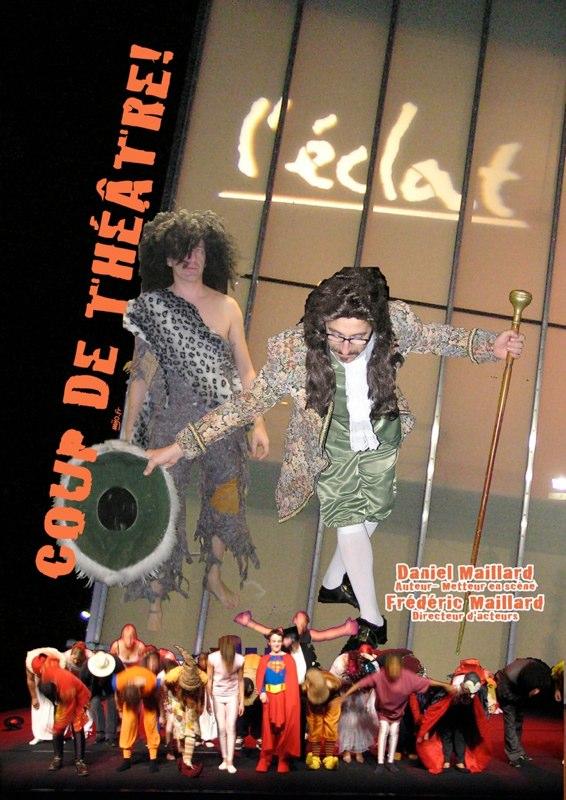 Coup de théâtre 2007  Théâtre