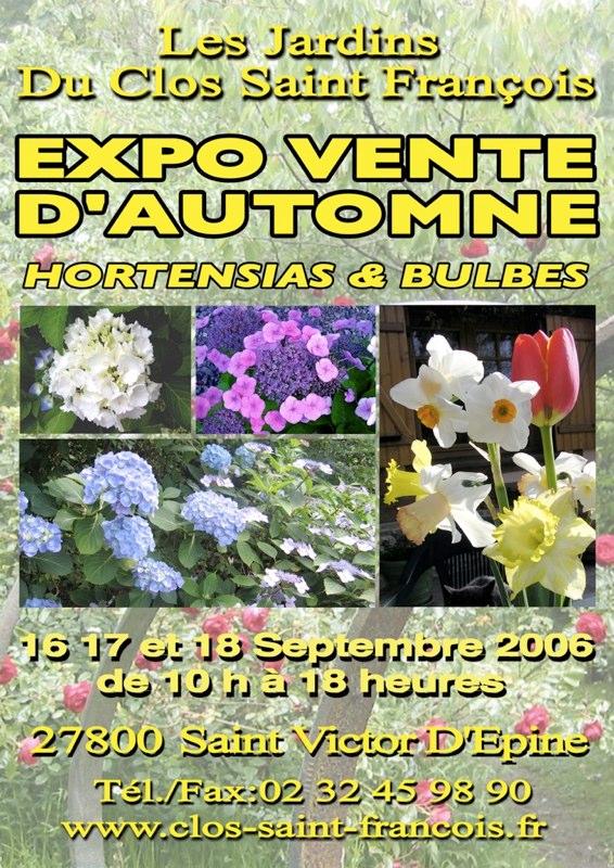 Expo vente automne 2007