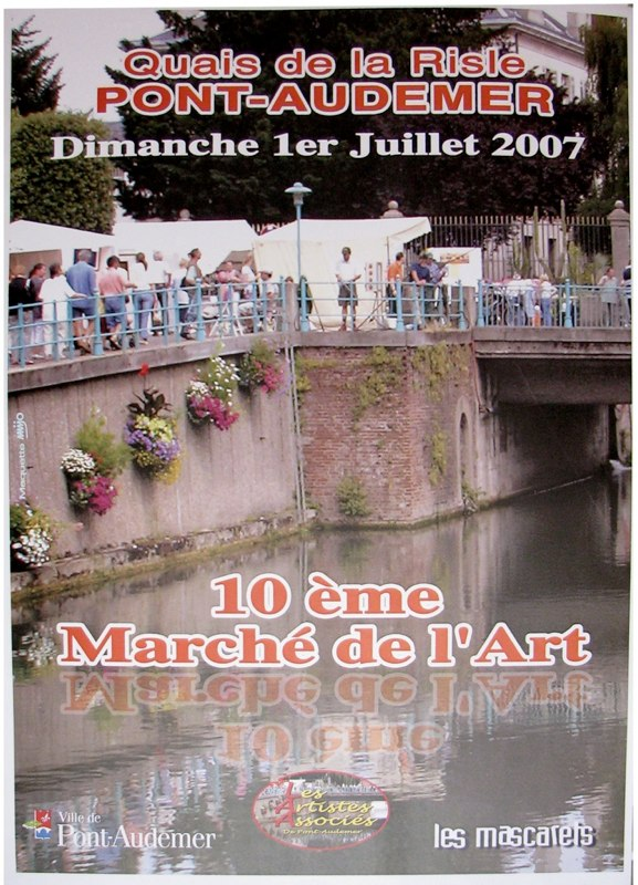 Marché de L\'art 2007