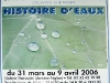 Expo Histoire d\'eaux 2006